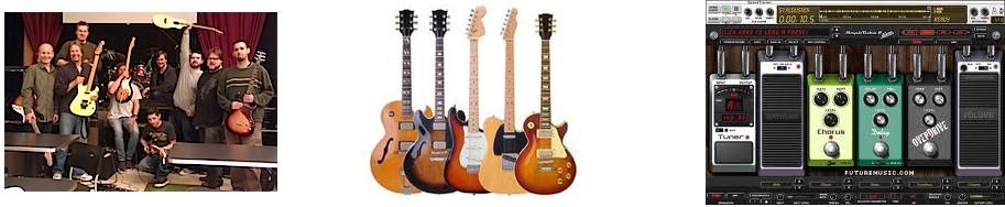 Creative Guitar School
